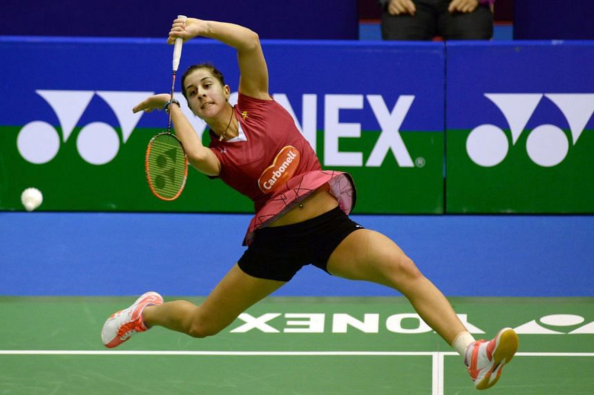Spain's Carolina Marin, the two-time world champion and current world No. 1, is due to compete in the Singapore Open for the first time.