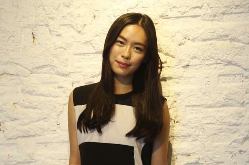Contrary to what an Instagram post of hers implied, actress Rebecca Lim is not retiring from show business.