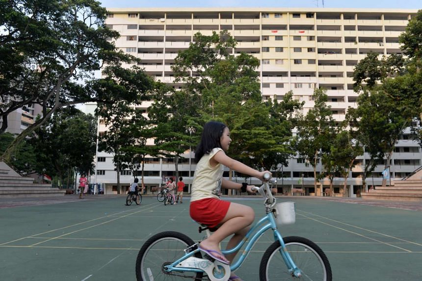 Rents for HDB flats rose 0.7 per cent in January from December, according to flash estimates from SRX Property.