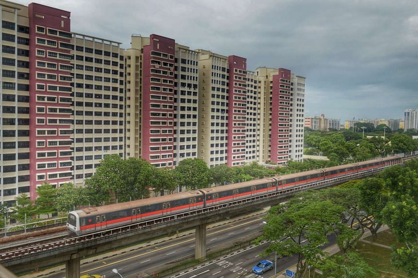 Train services at some stations on the East-West Line will end up to half an hour ealier from Feb 14 to end August due to rail works.