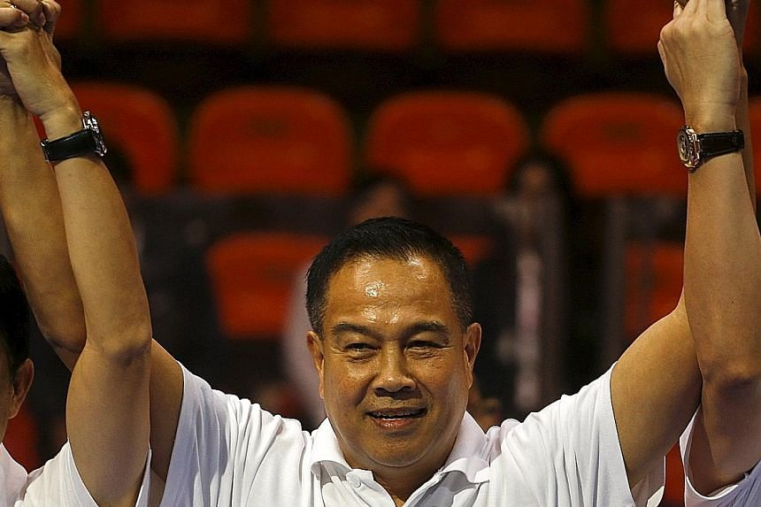 Former Thai police chief Somyot Poompanmoung, the new president of the country's football association, has promised transparency.