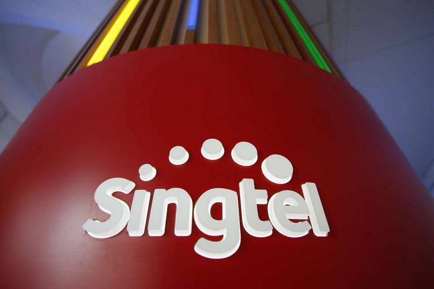 Singtel reported a 1.7 per cent fall in third-quarter net profit as adverse currency movements and investments offset growing mobile data usage by its customers.