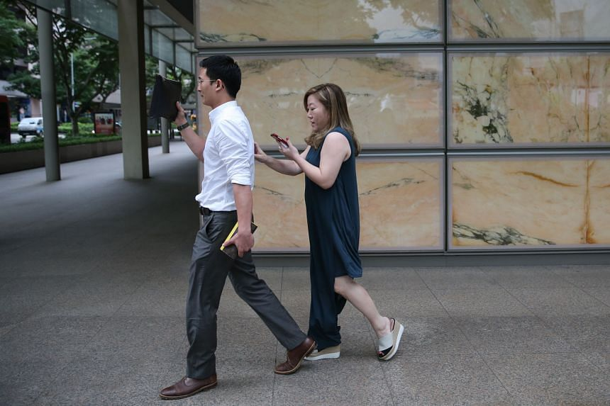 Indonesian tycoon Tahir had sued Ms Tay (above) to get back the US$1.6 million he paid her in March 2014 for a sculpture. Judgment was later entered against her and he took steps to enforce the judgment but faced continual resistance from her. Mr Tahir ev