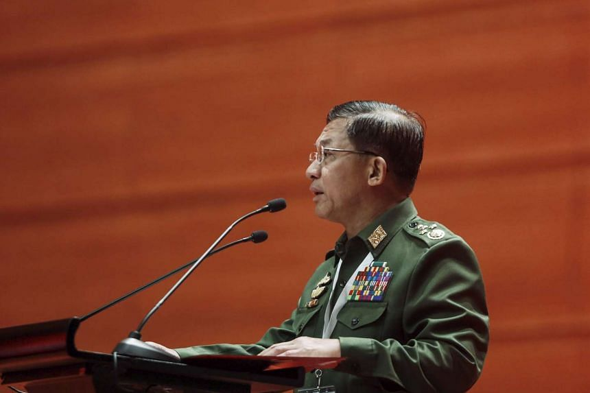 Army chief Min Aung Hlaing and his deputy are slated to extend their terms for another five years.