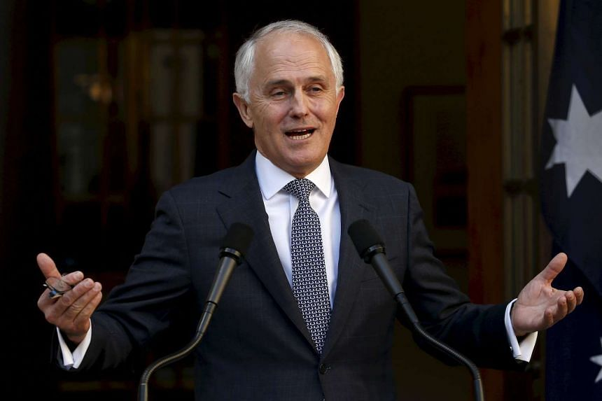 Australian Prime Minister Malcolm Turnbull announced more than a dozen changes to his ministry.