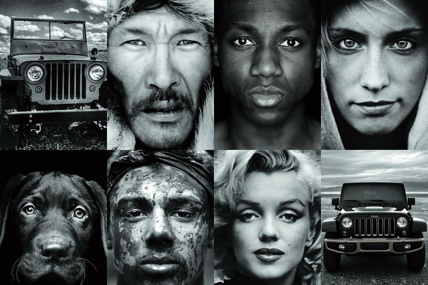 Jeep has released a 60-second video, titled Portraits, as part of its 75th-anniversary celebrations this year.