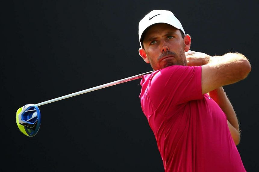 Schwartzel bagged an eagle and three birdies in a four-under-par 66 that earned a nine-under tally of 201.