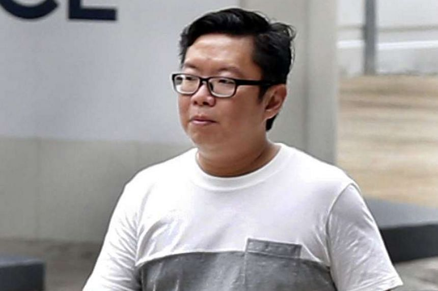 Sim, 39, went on a cheating spree that lasted 14 months before he was caught. He even passed himself off as a partner of a law firm.
