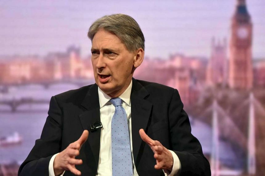 "British Foreign Secretary Philip Hammond warned that the European Union will ""lurch in the wrong direction"" if Britain votes to leave."