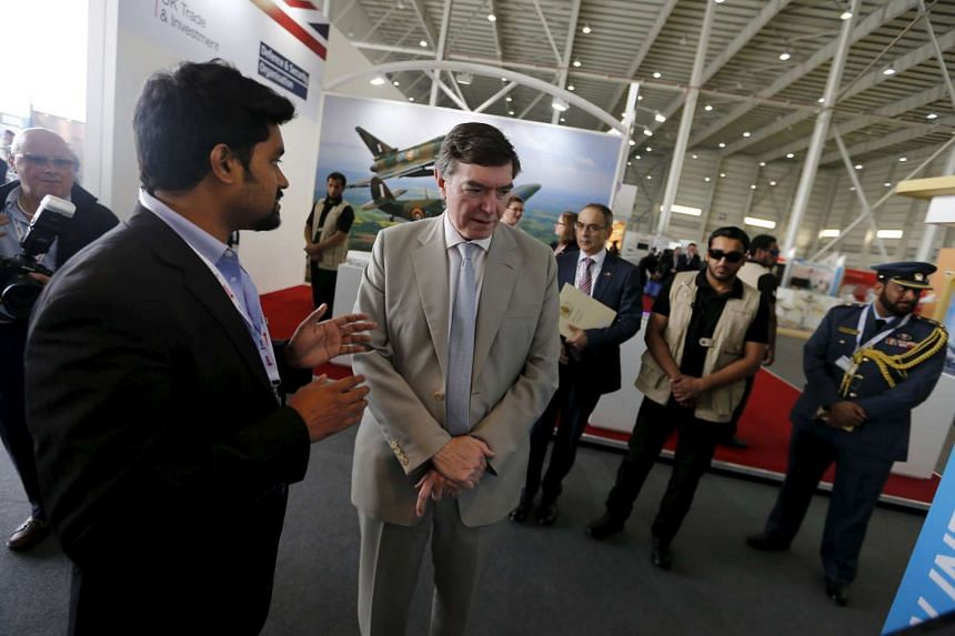 Britain is keen to deepen defence ties with Singapore, said Minister of State for Defence Procurement Philip Dunne.