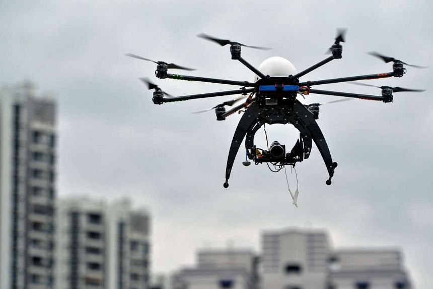 """Civilian drones are becoming a """"real and growing threat"""" to the safety of commercial aviation, said IATA."""