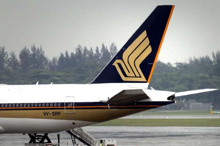 SIA said its passenger load factor improved across all regions.