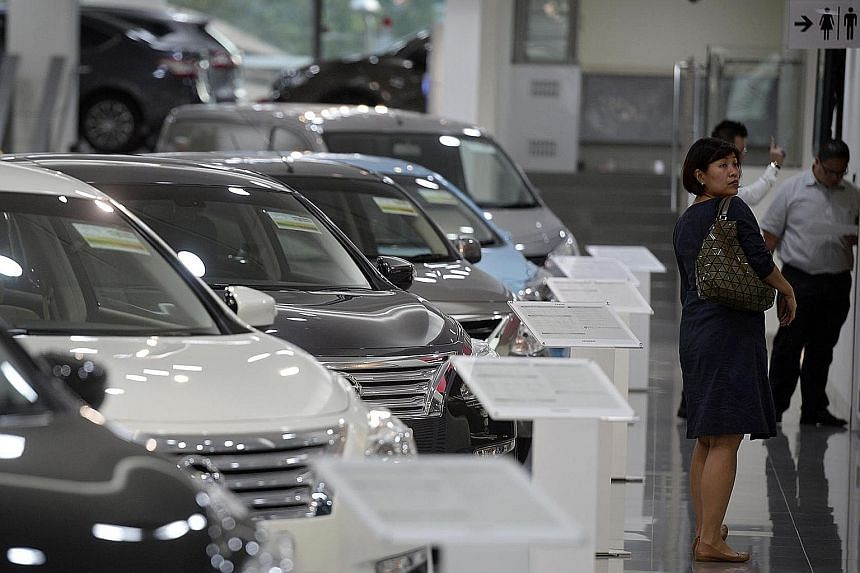 Looking back, car sales were one of the few bright spots in the retail turnover figures for December.