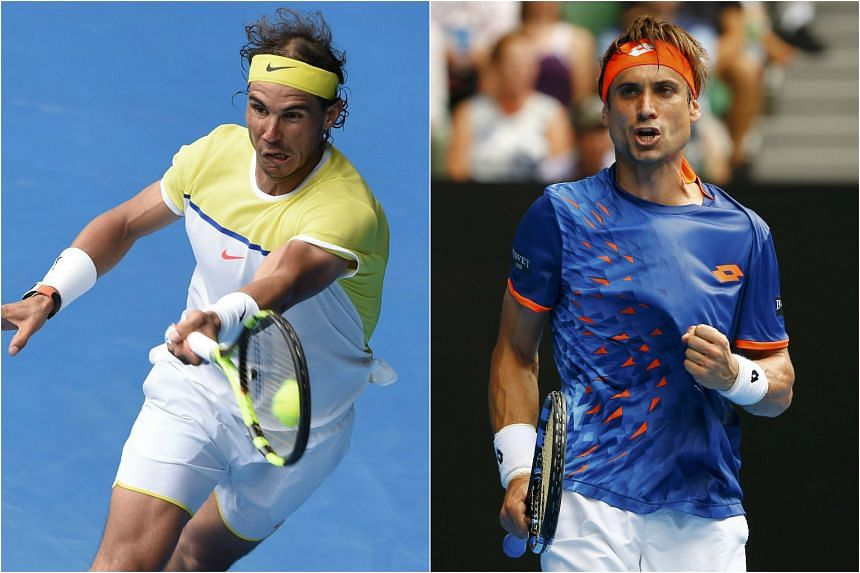 Spanish tennis stars Rafael Nadal (left) and David Ferrer on Monday insisted that they were not worried by Brazil's Zika virus outbreak.