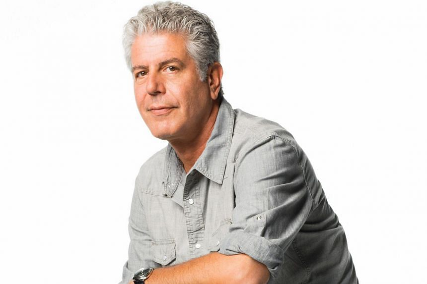 Anthony Bourdain is well known for his love of Tian Tian chicken rice at Maxwell Food Centre.