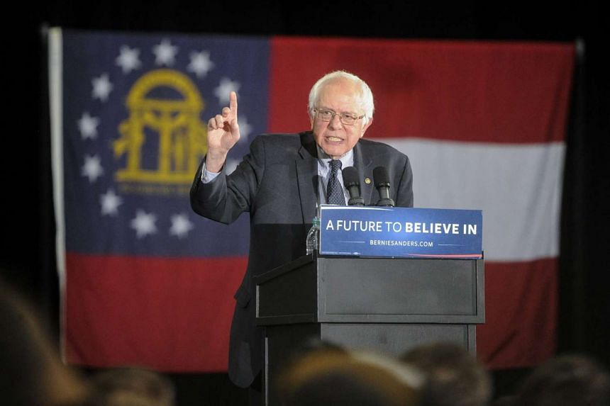 Presidential hopeful Bernie Sanders has responded to comments made by Bill Clinton that were widely interpreted to be critical of him.