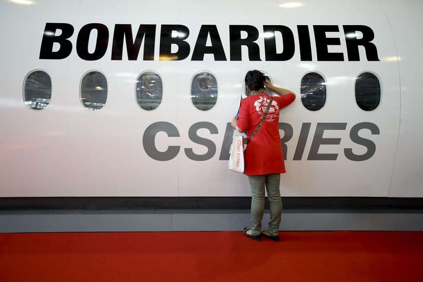 Bombardier announced that it was cutting more than 10 per cent of its workforce.