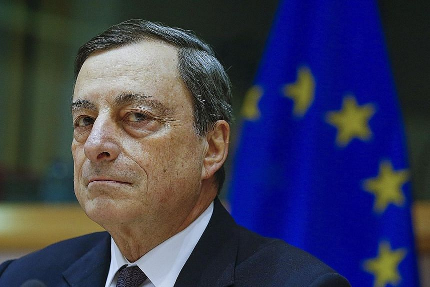 Investors are expecting ECB president Mario Draghi to deliver more monetary stimulus next month.