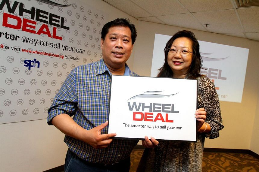 Ken Soo, who owns a limousine transport company, and his wife Valerie Lim sold their seven-year-old Toyota Alphard to 99 Motors Trading through Wheel Deal.