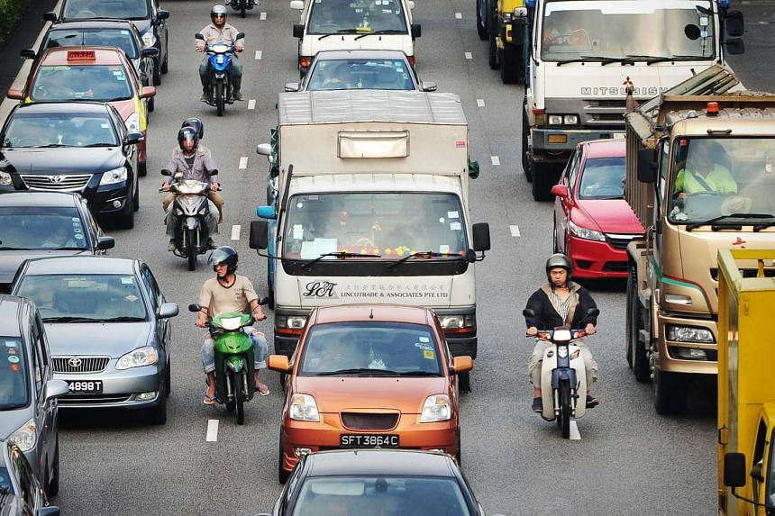 Motorcyclists and their pillion passengers comprised almost half of all road deaths last year.