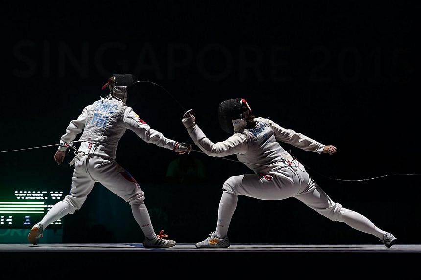 The Olympic Council of Malaysia has dropped five sports from the line-up of the 2017 SEA Games in KL, including fencing.