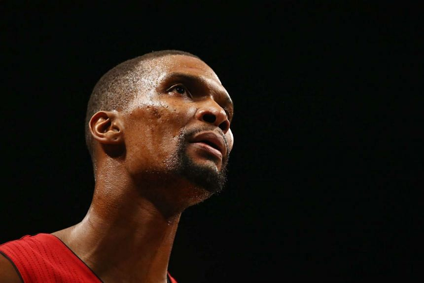 Miami Heat forward Chris Bosh was ruled out of his team's next match  amid reports he was battling a fresh blood clot.