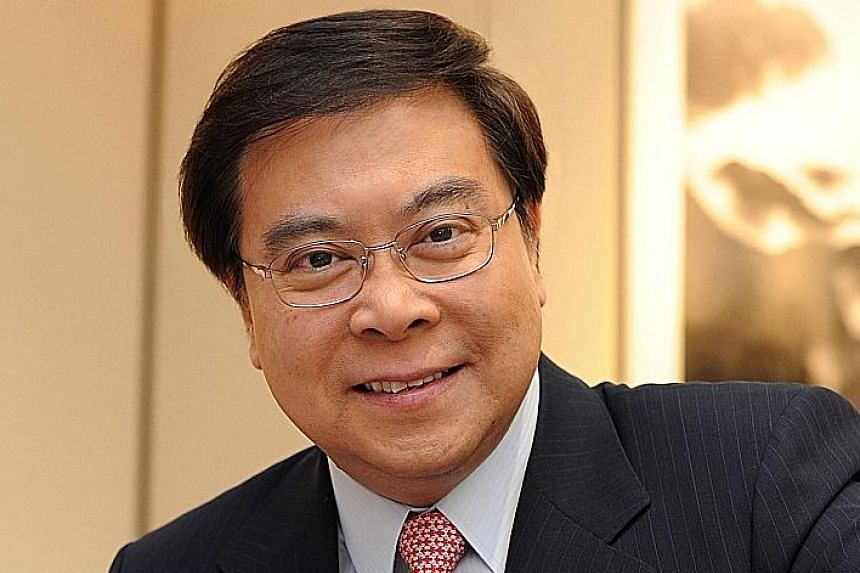 PRUDENT APPROACH: It's quite clear OCBC is subject to these stressed assets in our portfolio... Under the operating environment we are currently in, we will continue to be prudent and conservative. - OCBC CHIEF EXECUTIVE SAMUEL TSIEN, on oil and gas
