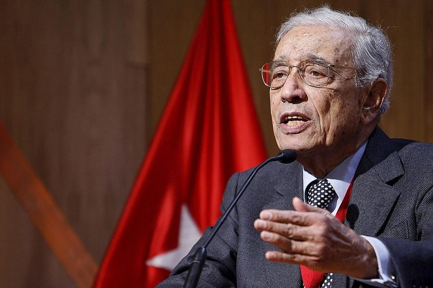 Dr Boutros-Ghali was the only UN chief to be refused a second term. He headed the world body between 1992 and 1996.