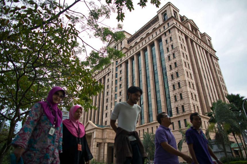 Malaysia's economy expanded 4.5 per cent in the fourth quarter of 2015 from a year earlier.