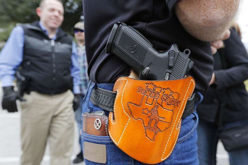 The University of Texas at Austin allows students to carry guns into classrooms, months after state lawmakers passed a Bill outlawing gun bans at public universities.