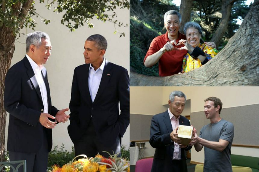 Highlights of Prime Minister Lee Hsien Loong's week-long visit to the United States.
