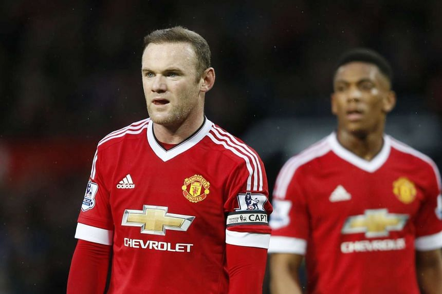 Rooney has damaged knee ligaments and will be out of action for about two months.