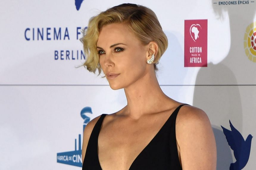 Coming in April: Charlize Theron will meet fans at Universal Studios Singapore to promote their new movie, The Huntsman: Winter's War.