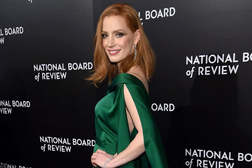 Coming in April: Jessica Chastain will meet fans at Universal Studios Singapore to promote their new movie, The Huntsman: Winter's War.