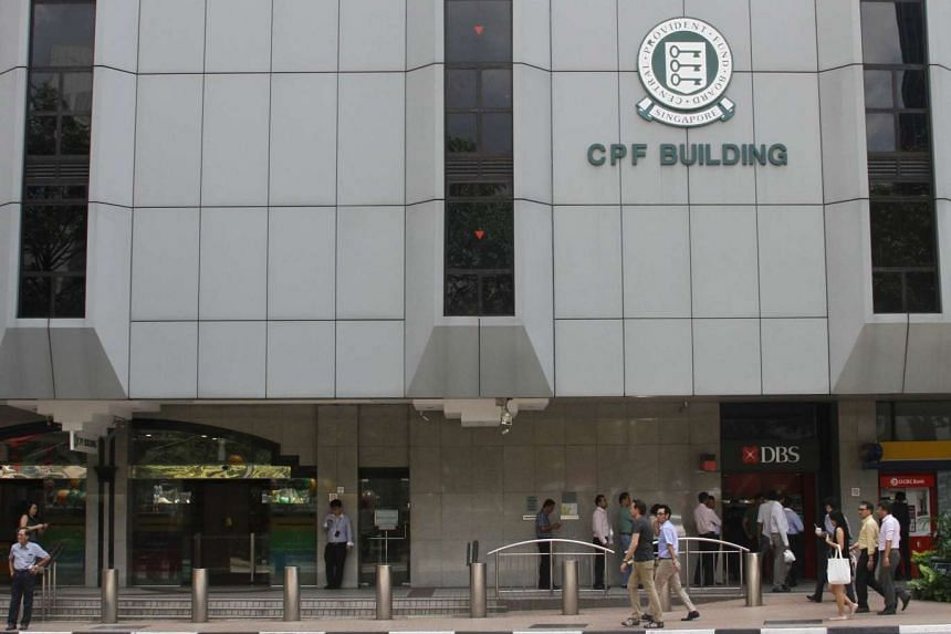 The tender sale of the CPF Building had attracted a top bid of $550 million.