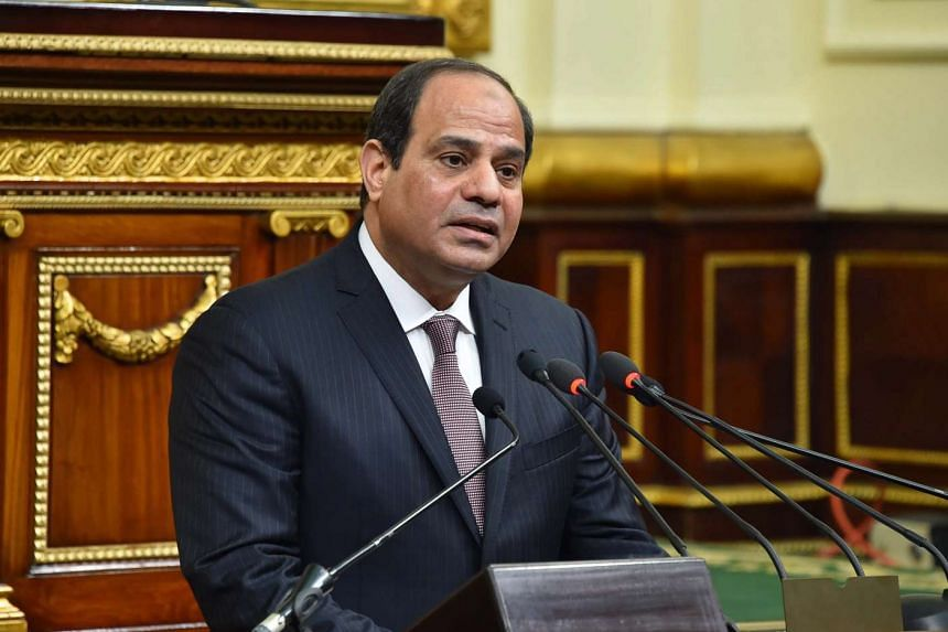 Egyptian President Abdel Fattah al-Sisi proposes to toughen sanctions for police abuses.