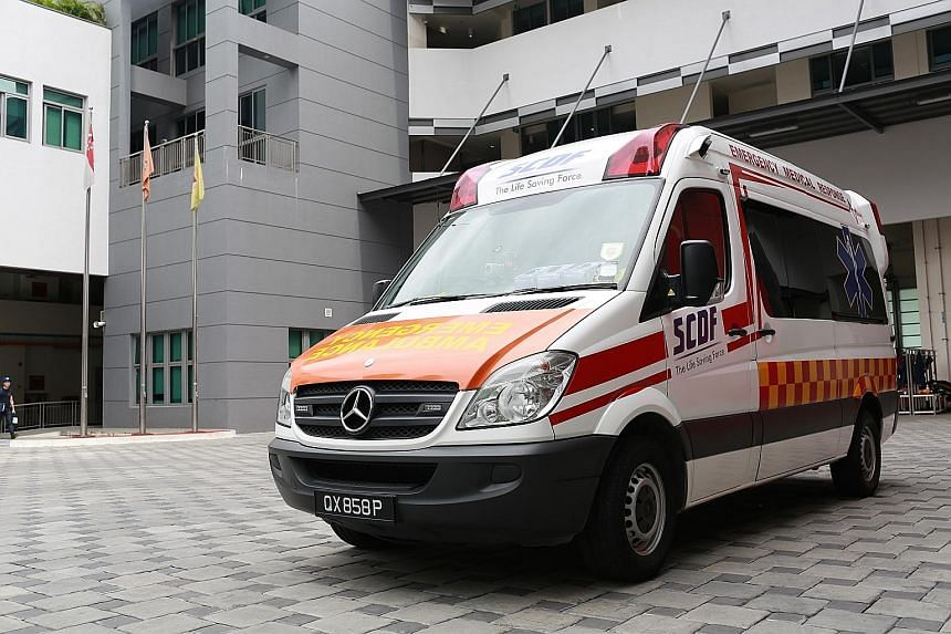 To meet growing needs, SCDF has added more emergency ambulances to its fleet, bringing the total to 55. More firefighters have also been trained to provide the first line of medical response for victims.