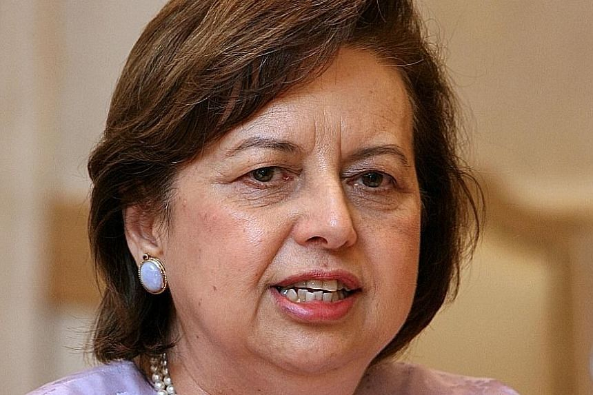 Bank Negara Malaysia governor Zeti Akhtar Aziz, who has nurtured the central bank into a respected institution, will leave in April.