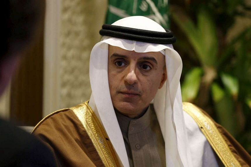 """Saudi Arabia is """"not prepared"""" to cut oil production, says Foreign Minister Adel al-Jubeir."""