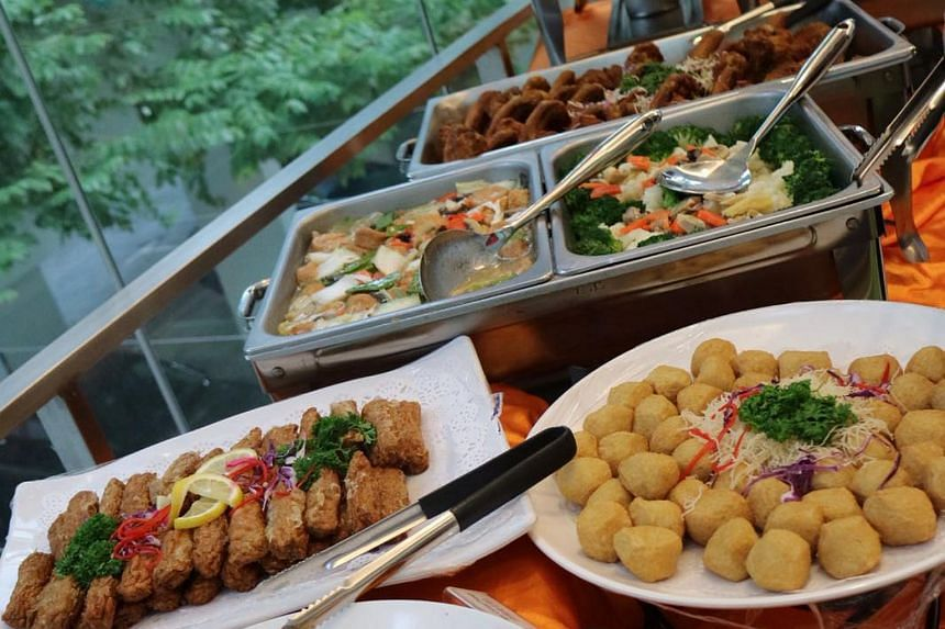NEA has suspended the operations of Kuisine Catering after 33 party guests fall sick.