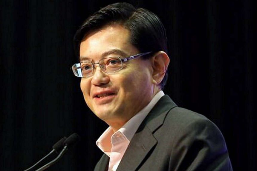 Finance Minister Heng Swee Keat said AMRO will be of the same standing as other international bodies such as the IMF.