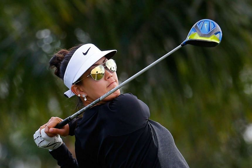 Michelle Wie expressed her support for Asia hosting one of the LPGA Tour's five Majors.