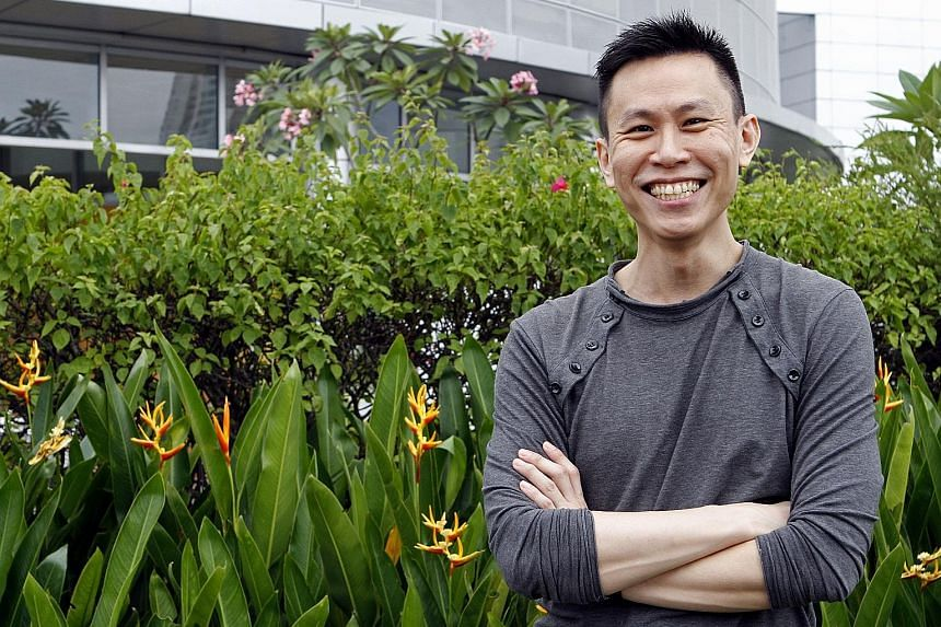 Singaporean composer Tze Toh began writing music at age 10 to escape the drudgery of the scores a piano teacher assigned to him.