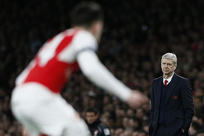 Arsene Wenger hopes to win the FA Cup three years in a row, with Arsenal facing Hull in the fifth round today. The Gunners fought back after trailing 0-2 to beat Hull 3-2 in the 2014 final.