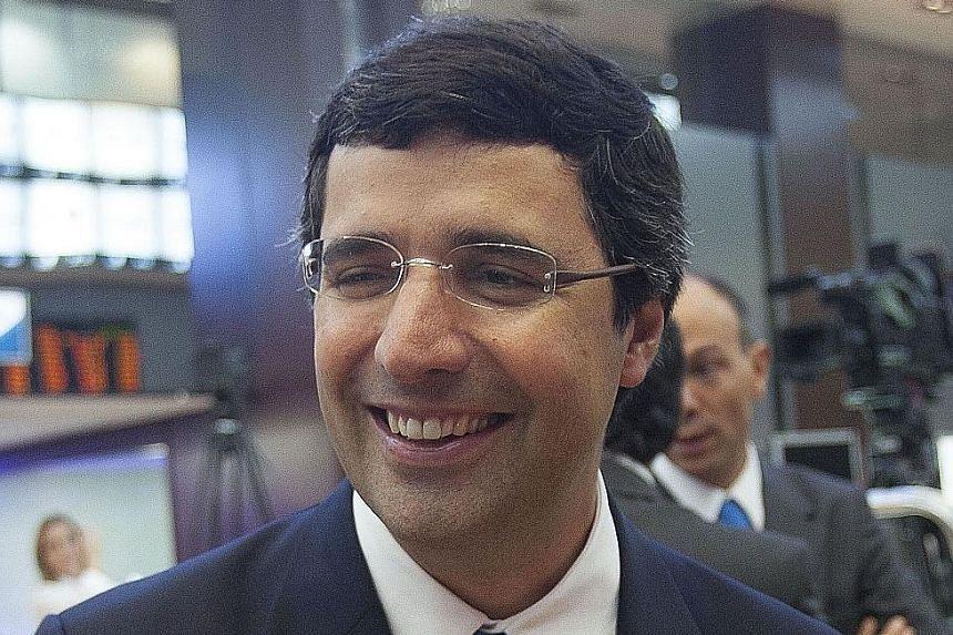 Chief executive Andre Esteves