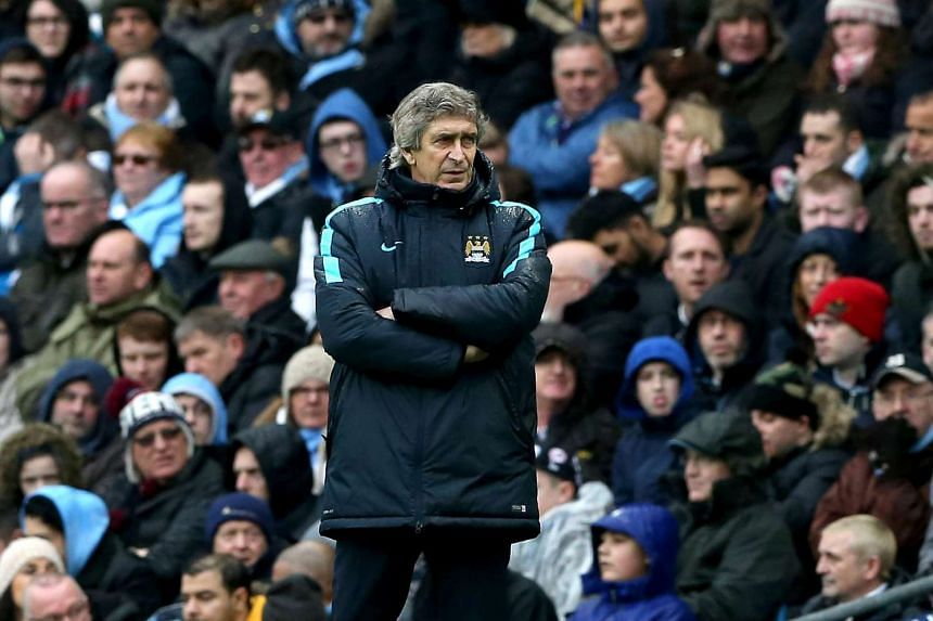 Pellegrini (above) has been angered by the scheduling of the match.