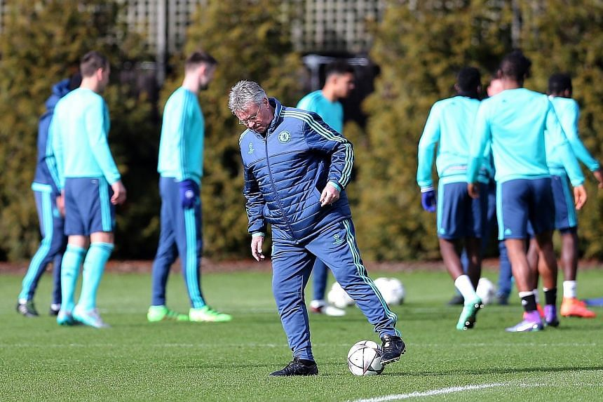 Guus Hiddink is not underestimating City's youngsters as he feels that they will be giving their '120 per cent' and will definitely pose a threat.