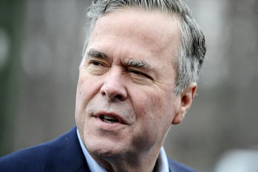 Former Florida Governor Jeb Bush is suspending his presidential campaign for the White House.