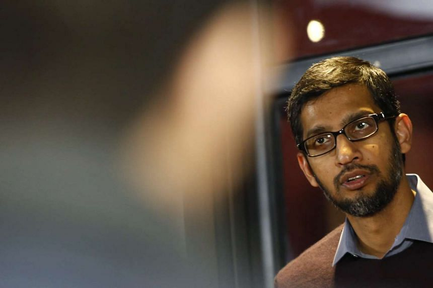 Google CEO Sundar Pichai will be heading to Brussels to speak with the EU's competition commissioner.