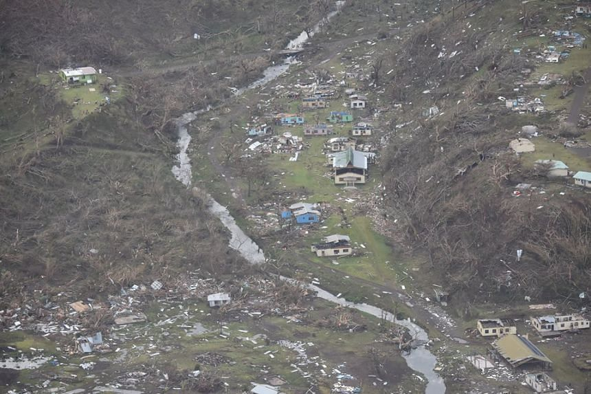Cyclone Winston wrecked infrastructure and caused the loss of life when it ravaged through Fiji.